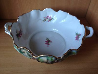 Large Decorated Bowl