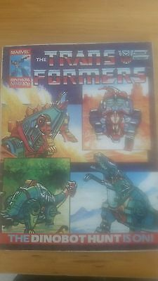 Transformers G1 Marvel UK issue #47
