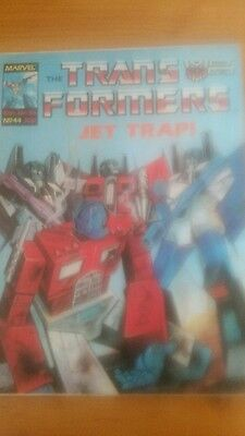Transformers G1 Marvel UK issue #44