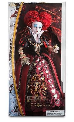 Disney alice through the looking glass collection Iracebeth RED QUEEEN Figure