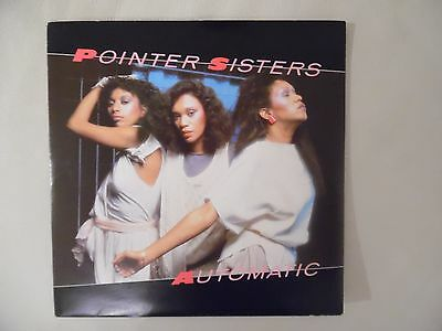 """Pointer Sisters Automatic 7"""" Vinyl"""