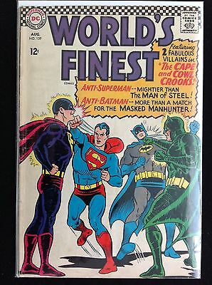 WORLD'S FINEST #159 Lot of 1 DC Comic Book!
