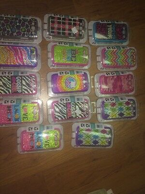Lot Of 14 Samsung Galaxy S III Phone Cases New Turtle Box