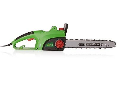 FLORABEST Electric Chainsaw - 2200W - Cable length 10m