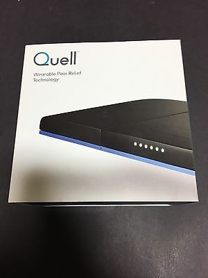 New Quell Pain relief Technology Drug Free Device Wearable