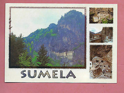 Unused Postcard - Sumela, Turkey
