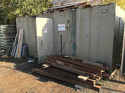 Portable Office shipping container 20ft X 8ft