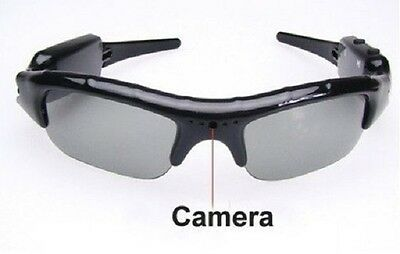 Spy Glasses with Built In Video Camera (1.3MP / 2GB Storage) RRP $99