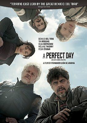 A Perfect Day (DVD, 2016, Canadian, FRENCH INCLUDED)