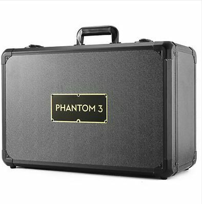 Realacc Aluminum Suitcase Carrying Case Box for DJI Phantom 3 Professional & Adv