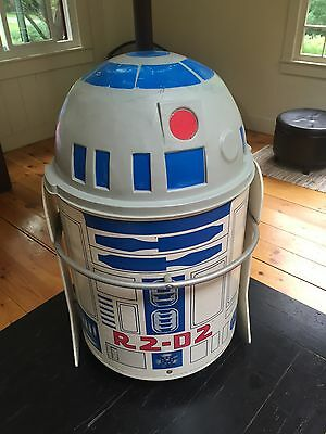 Vintage Star Wars R2D2 Toy Toter Toy Chest 1983 Esb Rotj