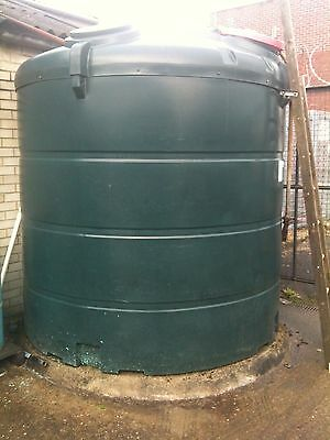 5000 Litre Bunded Oil Tank - Collection Only - Used
