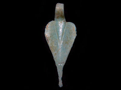 Amazing Large  Roman Horse Harness Decoration Pendant+++Top Patina