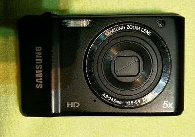 samsung es90 14 MP 5x zoom digital camera working with fault