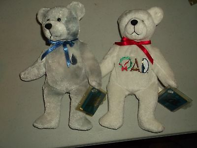 Two (2) Awesome Holy Bears Purity & Miracle