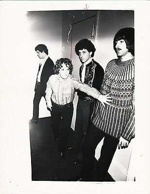 VELVET UNDERGROUND Original '68 BILLY NAME Photograph STAMPED Andy Warhol