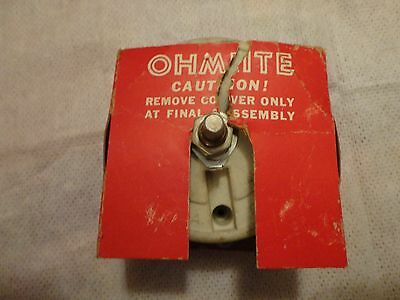 10 Ohm Power Rheostat Wirewound Resistor