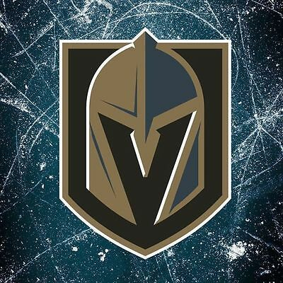 Las Vegas Golden Knights Logo Nhl Fridge Magnet