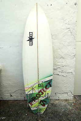 DHD Project 15 Surfboard
