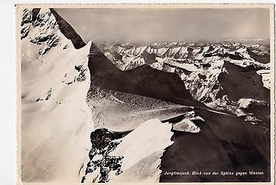 POSTCARD - JUNGFRAUJOCH. Switzerland.  UNPOSTED