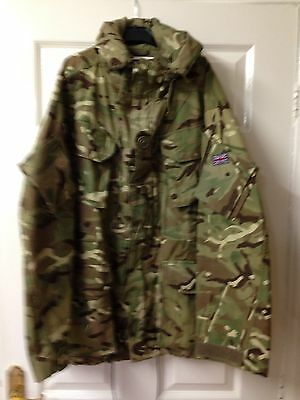 Army, Combat Smock Windproof,mtp, Size 160/104