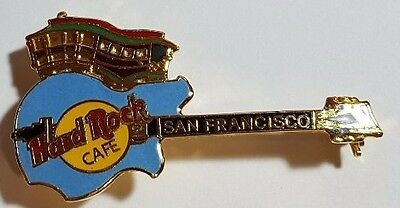 San Francisco Hard Rock Cafe Trolley Car Pin