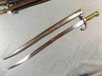 French M1866 Chassepot German WWI use