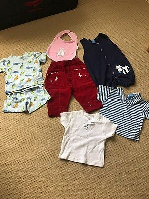 Baby Clothes Size 00, 0 And 1