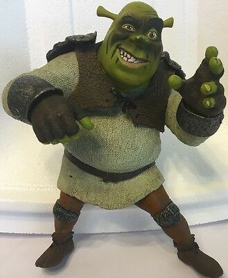 """6"""" Knight Shrek Poseable Articulated Action Figure. Free Shipping"""
