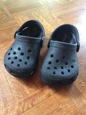 crocs shoes kids Size 4 To 5
