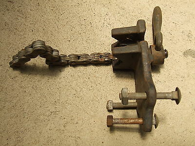 Vintage Pipe Vice Chain Grip