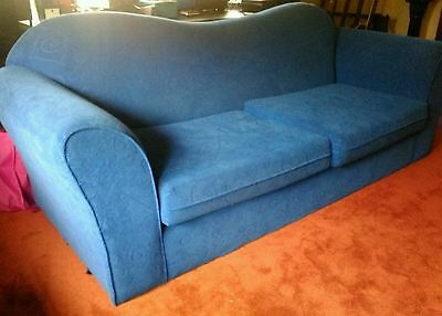 Blue Lounge Suite from Domain
