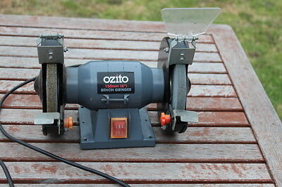 OZITO BENCH GRINDER MODEL:OZBG150WA, 150mm  6 INCH USED WORKING PICK UP ONLY
