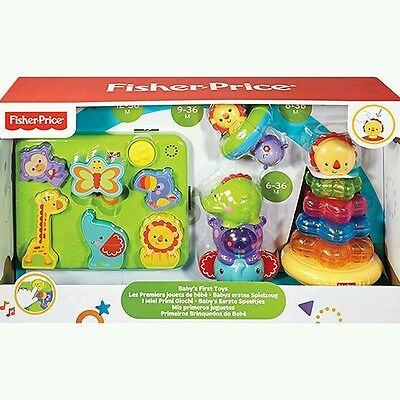 Fisher Price baby's first toy set