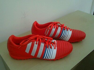 Mens - Adidas AstroTurf Trainers size uk 8