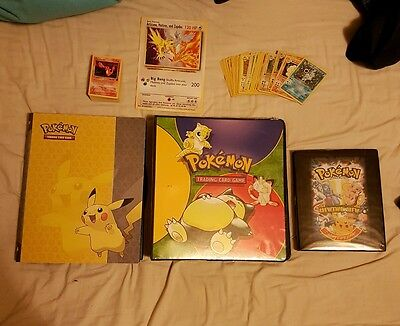 Pokemon card collection - Complete Base Set, Fossil, Jungle and Team Rocket
