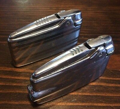 Ronson Varaflame and Sunflower No.851 lighters