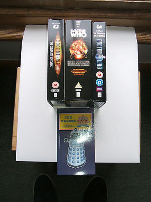 Doctor Who DVD Box Sets