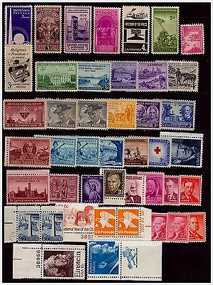 USA Stamps Selection. Mint No Hinge.  {#96}