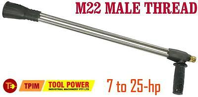 Dual Lance with stainless steel tips AND variable control
