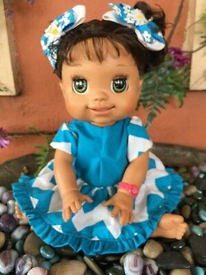 """BABY ALIVE  """"MY REAL BABY"""" Soft Face Interactive  Doll ����VIDEO����"""