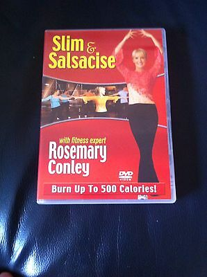 Rosemary Conley Salsacise DVD