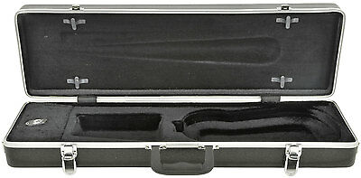 New Chord Violin Rectangular Abs Hard Case 127.133