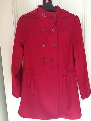 Girls Winter Coat By Marks And Spencer
