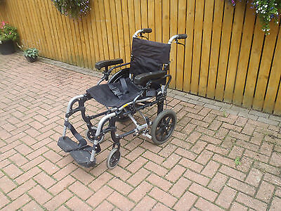 Mobility Karma Attendant propelled wheelchair Nice clean condition