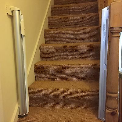 Lascal Retractable Stair Gate