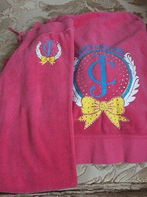 girls juicy couture tracksuit Age 8 Years