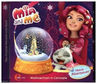 Mia and me - Weihnachten in Centopia, 1 Audio-CD (Hörbuch) NEU