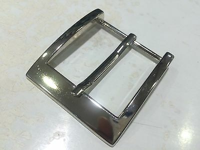 Mens Jean Belt Buckle Top Quality BRAND NEW Chrome Buckle
