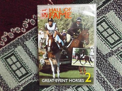 Equestrian Vision Hall Of Fame: Great Event Horses 2 - Dvd